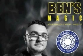 BEN'S MAGIC - Close-up Magician Redbridge, London