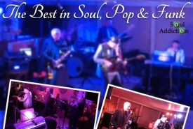 Soul Addiction - Function / Party Band Middlesbrough, Yorkshire and the Humber