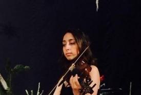 Antoinette Ady, Violinist - Violinist
