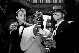 Swinging with the Rat Pack! - Rat Pack Tribute Act