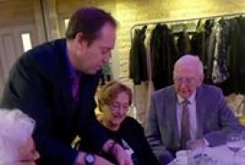Ray Burrell Magic - Close-up Magician Beverley, North of England
