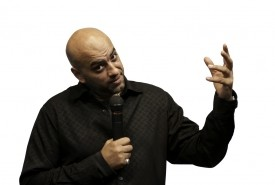 Haqi Ali - Clean Stand Up Comedian Midlands