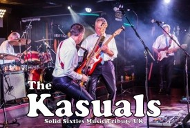 The Kasuals Solid Sixties Music Tribute UK - 60s Tribute Band Manchester, North of England