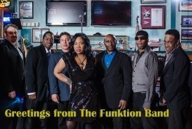 The Funktion Band - Cover Band New York City, New York