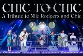 Chic To Chic - A Tribute to Nile Rodgers & CHIC - Other Tribute Band