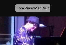 TonyPianomanCruz - Pianist / Keyboardist Dubai, United Arab Emirates