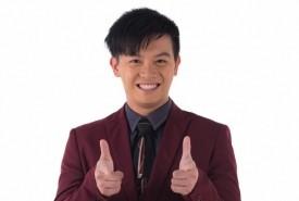 Magician Ming Da - Cabaret Magician Singapore, Singapore