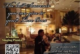 Pianist singer - Pianist / Keyboardist Philippines