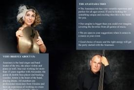 Moda Jazz Duo/Trio/Quartet - Jazz Band