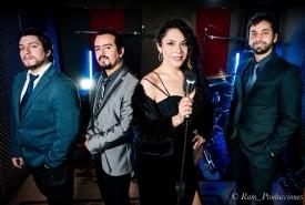 Glam quartet - Jazz Band