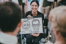 Cornwall Caricatures - Caricaturist Truro, South West