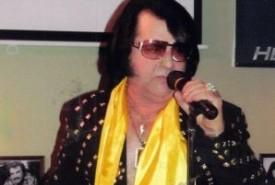 BILLVIS - Elvis Impersonator Woodstock, Illinois