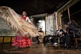 Ania La Candela - Flamenco Dancer