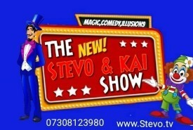Stevo & Kai The Magicians - Comedy Cabaret Magician Sandown, South East