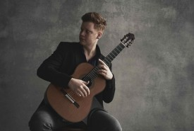 Campbell Diamond - Classical Guitarist - Guitar Teacher Switzerland