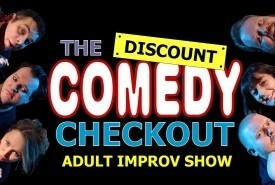 THE DISCOUNT COMEDY CHECKOUT - Other Comedy Act Leeds, North of England