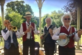 Stamford Stompers Dixieland Jazz Band - Dixieland Jazz Band Stamford, East of England