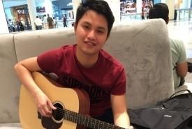 Noel Zandro Cubillo - Guitar Singer Dubai, United Arab Emirates