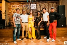 Party band Dizzy Dance - Cover Band Russia. Astrakhan city., Russian Federation