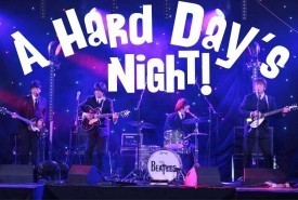 A Hard Day's Night - Beatles Tribute Band Chepstow, Wales