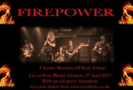 Firepower - Other Tribute Band