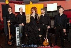 'Columbus' - Cover Band