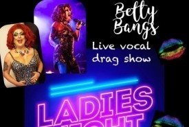Betty Bangs - Drag Queen Act