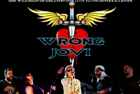Wrong Jovi - Bon Jovi Tribute Band Stevenage, East of England