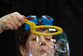 Steff's Magic Bubbles - Bubble Performer Ipswich, East of England
