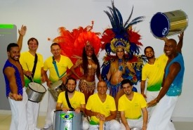 Taste of Brasil - Dance Act United Kingdom, London