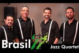 Brasil '17 Jazz Quartet - Jazz Band Brazil, Brazil