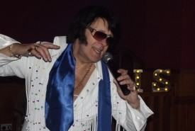 Mike Memphis - Elvis Impersonator Plymouth, South West
