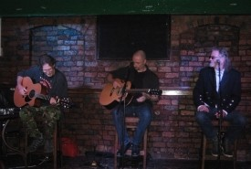 The Sons of Eddie - Acoustic Band England, Midlands