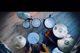 Kyle Warwick  - Drummer North of England