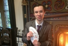 Harrison houghton - Close-up Magician North of England