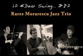 Rares Morarescu Trio -  - Jazz Band Paris, France