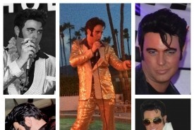 "*Ultimate Elvis Tribute* Steve""Elvis""Gold - Elvis Tribute Act"