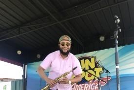 Travis Willis - Saxophonist Tallahassee, Florida
