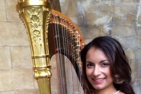 Melissa Adriana - Harpist Enfield, London