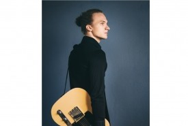 Hampus Backström - Electric Guitarist London