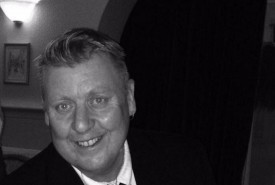 Dave king vocalist  - Male Singer Norfolk, East of England
