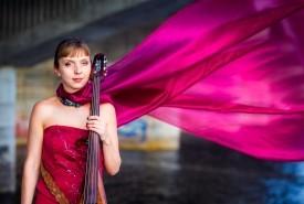 Aleksandra Ostrykh - Cellist Kiev, Ukraine