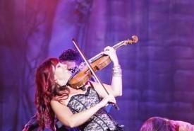 Natasha Ratz - Violinist Canada, British Columbia