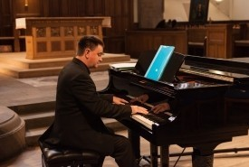 Dan Phelps - Piano & Keyboard Teacher Rhondda, Wales