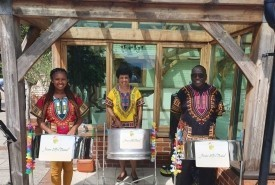 Juma Steel Band - Steel Drum Band London Beach, South East