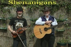 Shenanigans Irish Music Duo - Irish Band