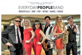 Everyday People Band - Function / Party Band Sydney, New South Wales