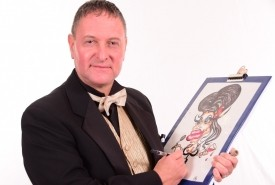 Phil Cole - Caricaturist Norwich, East of England