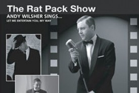 Andy Wilsher Sings...The Rat Pack - Rat Pack Tribute Act Essex, South East