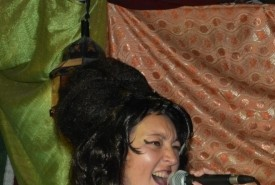 Rocio Starry - Amy Winehouse Tribute - Amy Winehouse Tribute Act Spain
